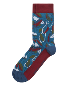 Sock Bb Ny Greenery Single Pack