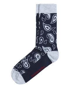 Sock Bb Paisley Single Pack