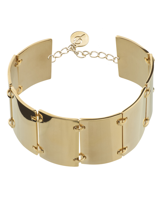 Edblad Ridge Armband Gold