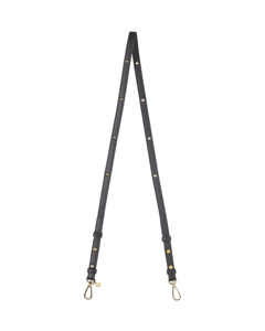 Debbie Strap Black/gold