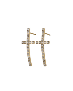 Glory Earrings Gold