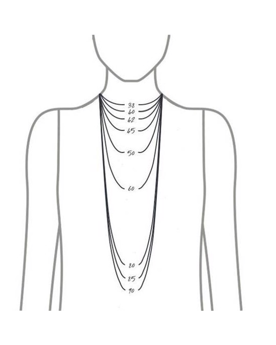 Edblad Glory Necklace Gold
