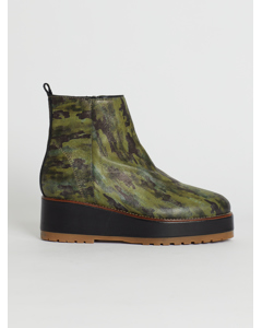 Rugged Boot Green