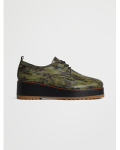Rugged Shoe Camo Green