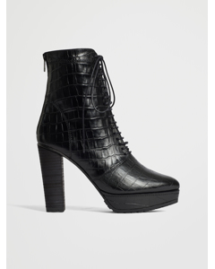 Tangled Boot Crocco A Black