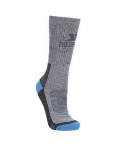 Trespass Mens Deeper Padded Hiking Boot Socks (1 Pair)