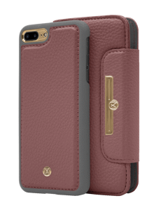 N303 Magnetic Case & Wallet Roseberry Rose  - Iphone 7/8 Plus  Roseberry Rose