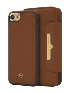 N303 Magnetic Case & Wallet Oak Light Brown  - Iphone 6/6s/7/8  Oak Light Brown