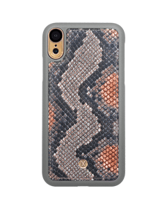 N303 Magnetic Case & Wallet Multicolor California Snake  - Iphone Xr  Multicolor California Snake