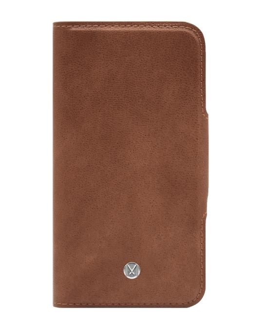 Marvêlle N305 Magnetic Case & Wallet Oak Light Brown  - Iphone X/xs  Oak Light Brown