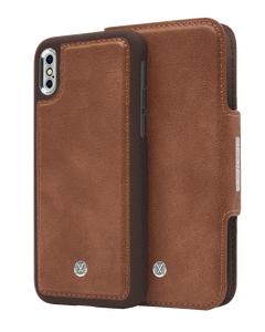 N305 Magnetic Case & Wallet Oak Light Brown  - Iphone X/xs  Oak Light Brown