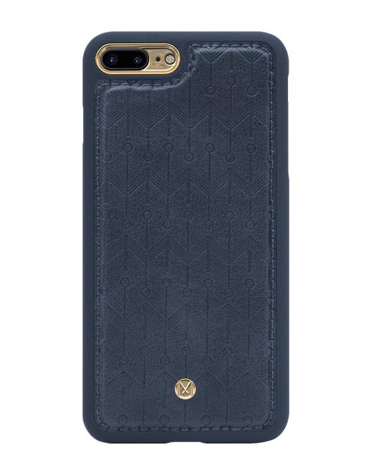 Marvêlle N305 Signature Magnetic Case & Wallet Oxford Blue  - Iphone 7/8 Plus  Oxford Blue