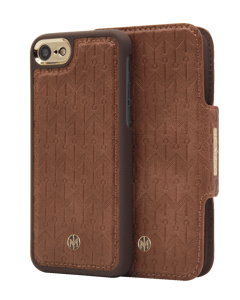 N305 Signature Magnetic Case & Wallet Oak Light Brown  - Iphone 6/6s/7/8  Oak Light Brown