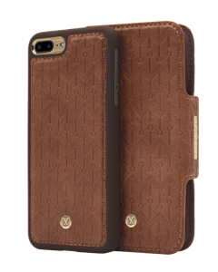 N305 Signature Magnetic Case & Wallet Oak Light Brown  - Iphone 7/8 Plus  Oak Light Brown