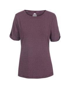 Trespass Damen T-Shirt Eden Adventure kurze 3/4-Ärmel