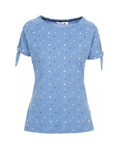 Trespass Damen T-Shirt Penelope gemustert, kurzärmlig