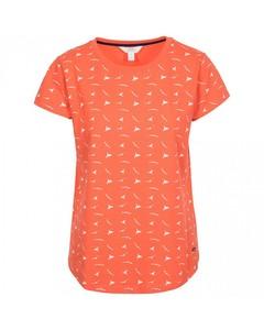 Trespass Damen T-Shirt Carolyn mit Muster, kurzärmlig