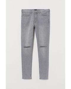 Skinny Jeans Grå