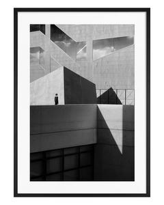 Poster Sonne & Schatten