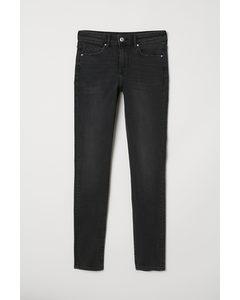 Super Skinny Jeans Mörkgrå Denim