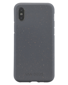 Eco Plastic Free Degradable Granite Grey Case Iphone X/xs