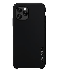 Liquid Silicone Case Black - Iphone 11pro