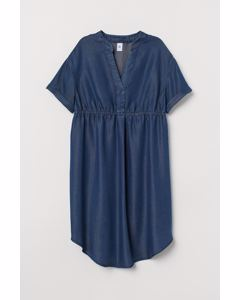 Sorita Tencel Dress Blue