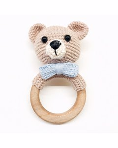 Brown Bear Rattle