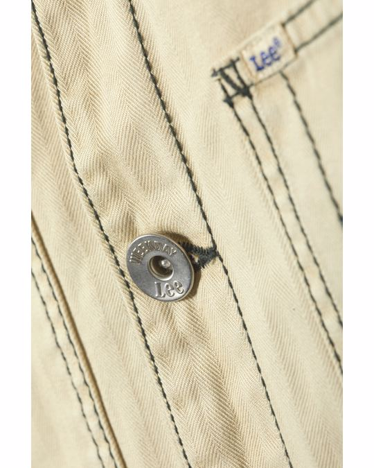 Lee Service Jacket Beige