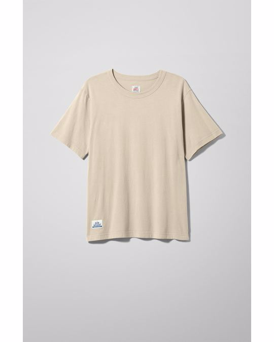 Lee Unison T-Shirt Brown