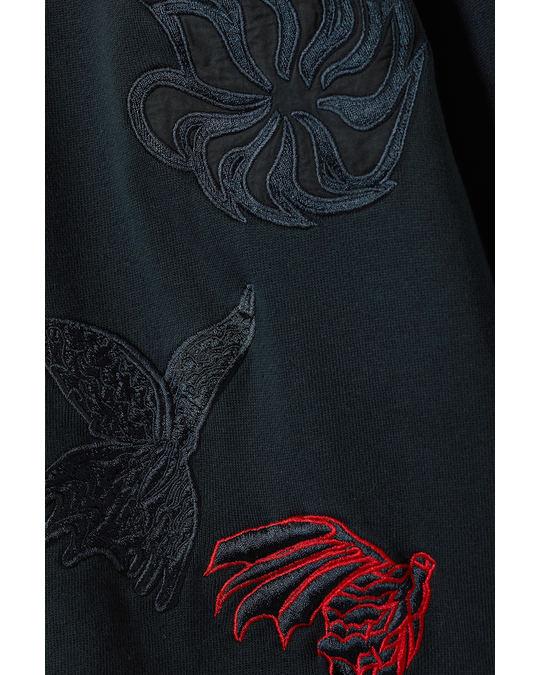 Lee Unity Sweatshirt Black