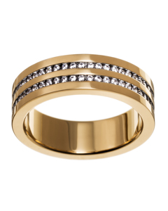 Josefin Ring Double Gold