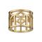 Shirin Ring Matt Gold