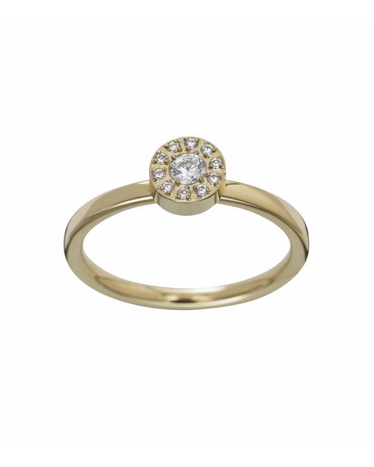 Edblad Thassos Ring Mini Gold