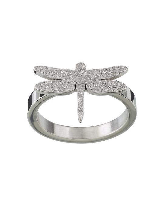 Edblad Dragonfly Ring Sparkle Steel