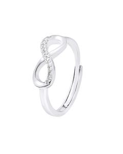Infini Ring In 925 Zilver Tag-k363-sw