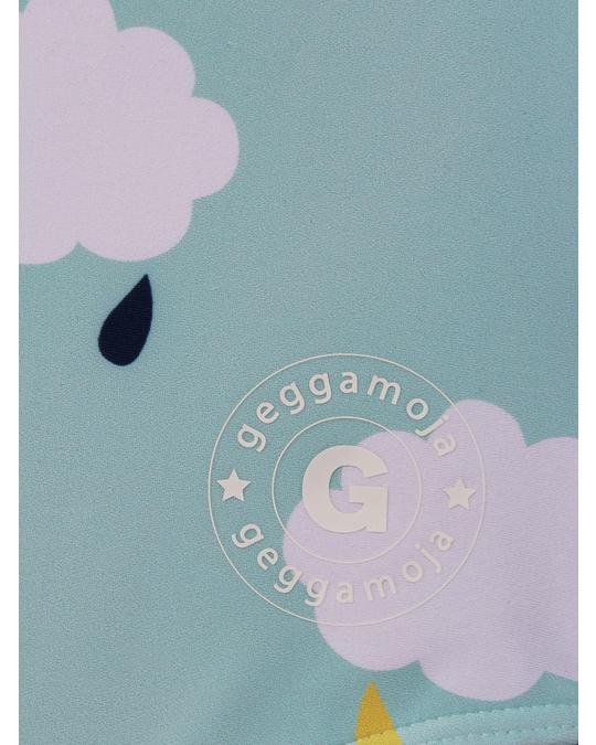 Geggamoja Uv Swim Suit Cloud