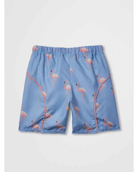 Geggamoja Uv Swim Shorts Flamingo