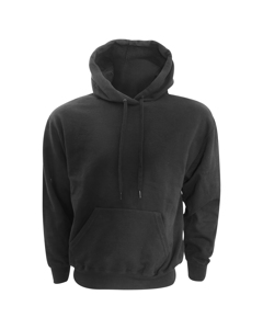 Fruit Of The Loom Unisex Unique College Hooded Sweatshirt / Hoodie With Printable Hood At Back