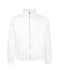 Fruit Of The Loom Herren Sweat-Jacke / Sweatshirt mit Reißverschluss