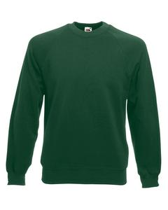 Fruit Of The Loom Mens Raglan Sleeve Belcoro® Sweatshirt