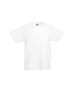 Fruit Of The Loom Childrens/kids Original Short Sleeve T-shirt
