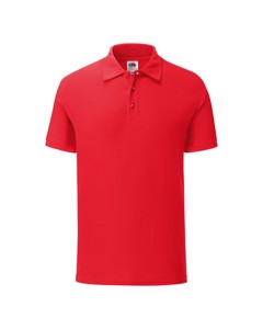 Fruit Of The Loom Mens 65/35 Tailored Fit Polo