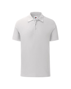 Fruit Of The Loom Mens Tailored Poly/cotton Piqu Polo Shirt