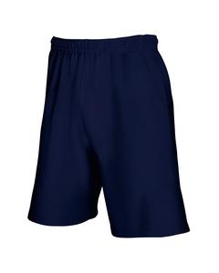 Fruit Of The Loom Mens Lightweight Casual Fleece Shorts (240 Gsm)