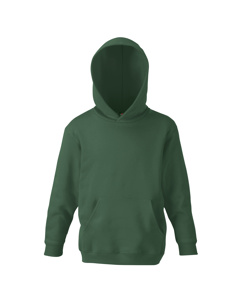 Fruit Of The Loom Kids Unisex Classic 80/20 Hoodie
