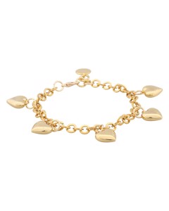 New Card Charm Bracelet