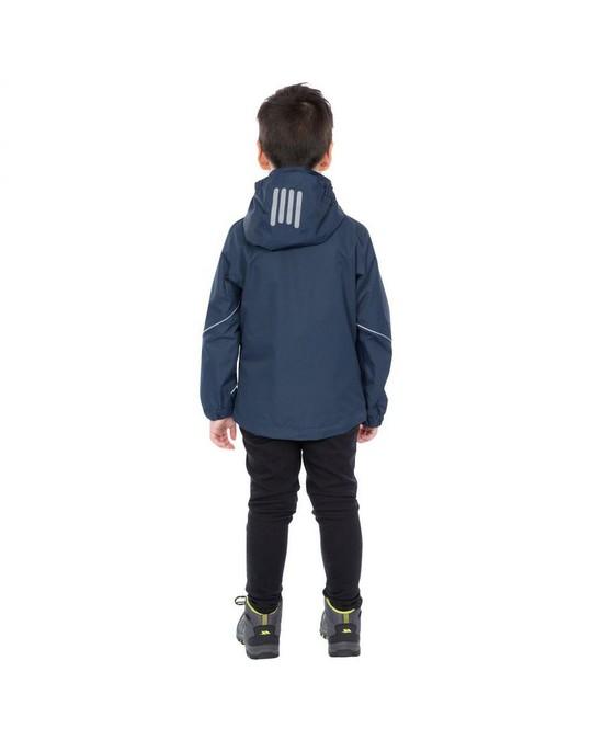Trespass Trespass Childrens Boys Rapt Waterproof Jacket