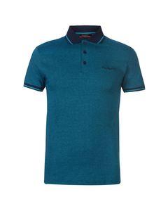Pin Streifen Polo Shirt