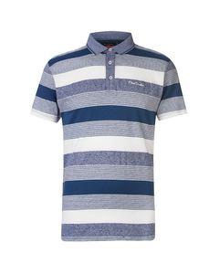 Dye Jersey Polo Shirt